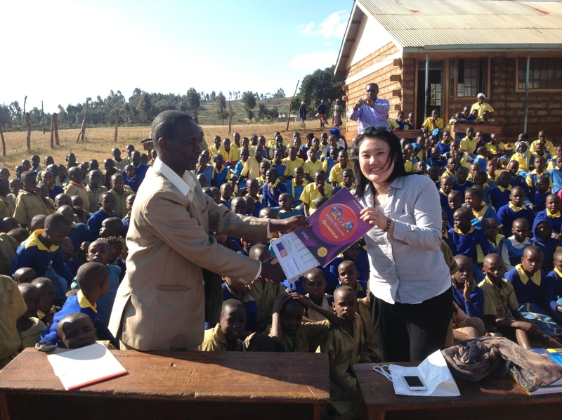 Support To Rural Primary Schools